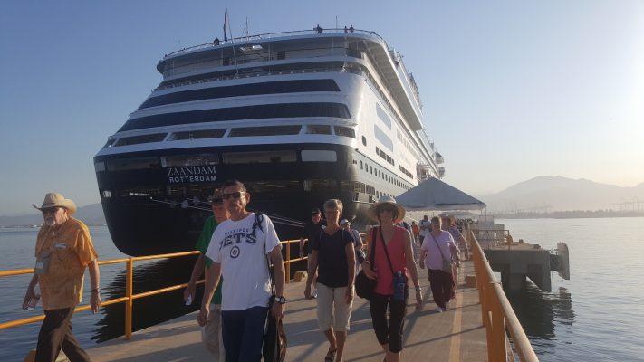 México: Puerto de Manzanillo inicia temporada de cruceros este 2 de octubre