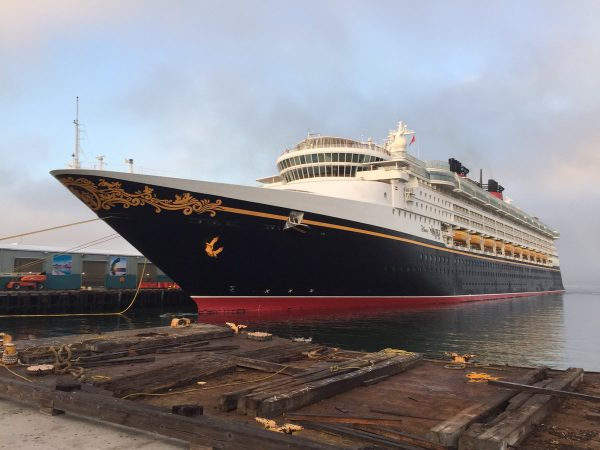 Puerto de San Diego arranca nueva temporada de cruceros