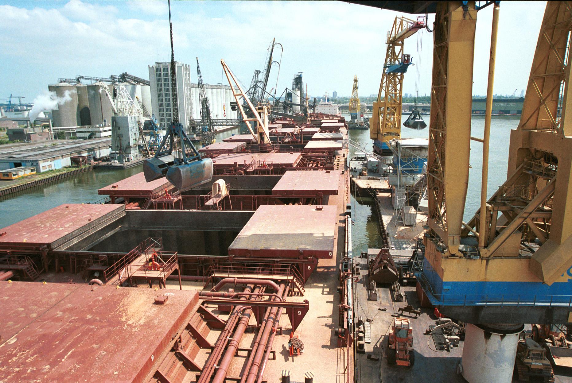 Guerra Comercial no afectaría la recuperación del comercio marítimo de granel