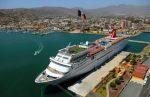 Puertos mexicanos acumulan 4,6 millones de cruceristas recibidos hasta julio