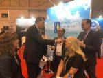 FCCA fortalece vínculos con líneas europeas en feria Seatrade Med