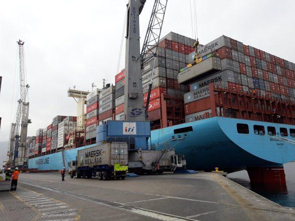 Región de Tarapacá aumenta 53,1% exportaciones durante julio