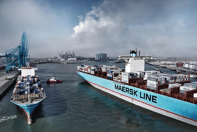Maersk instalará depuradores en parte de su flota