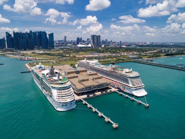 Singapur: SATS-Creuers desarrollará solución de terminal inteligente para Marina Bay Cruise Center