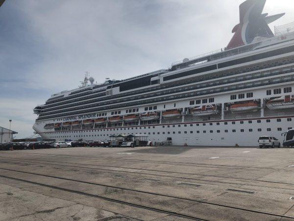 México: Puerto Mazatlán acumula 59 recaladas de cruceros atendidas en el año