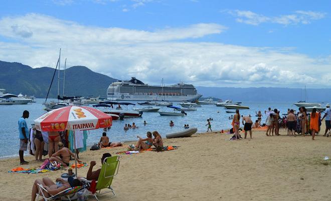 Gobierno de Brasil legisla para facilitar desarrollo del turismo de cruceros