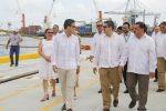 Presidente de Honduras resalta que nuevo muelle consolidará a Puerto Cortés como líder en la región