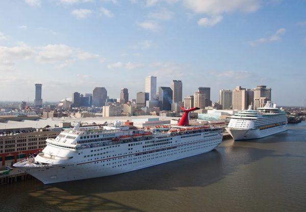 Puerto de New Orleans será por primera vez homeport de un crucero de Disney