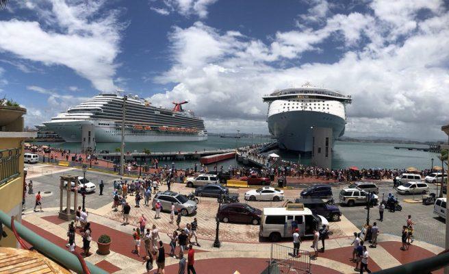 Puerto Rico planea concesionar muelles de cruceros de la Bahía de San Juan