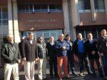 Portuarios y camioneros se reúnen con Intendente Martínez para solucionar demandas por áreas de respaldo en Valparaíso