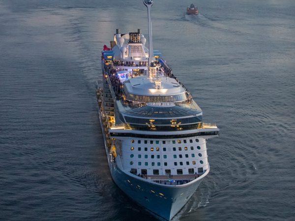 Royal Caribbean registra nuevos nombres para futuros cruceros