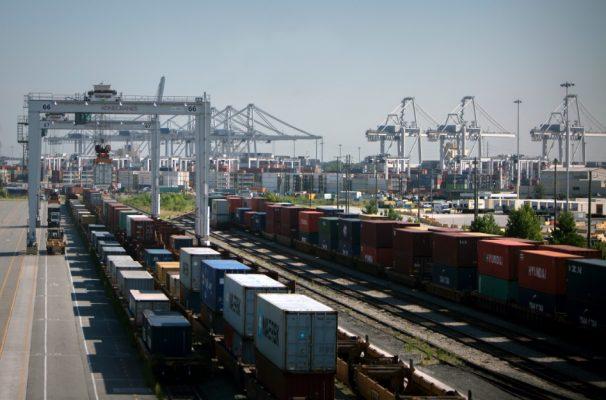 Autoridad de Puertos de Georgia aprueba ampliación de vías férreas en Puerto de Savannah