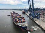 Puertos de Carolina de Sur alcanzan récord en transferencia de carga en agosto
