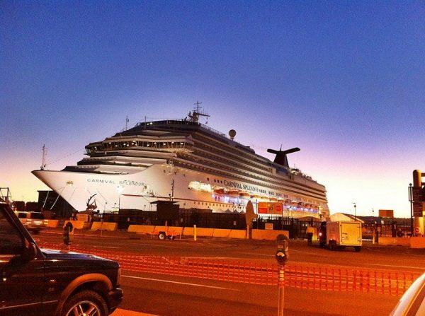 Puerto de San Diego aumentará 15% flujo de pasajeros en nueva temporada de cruceros