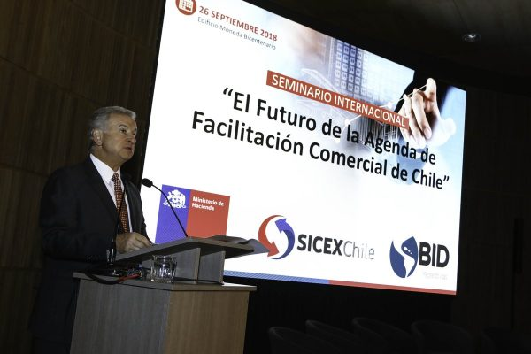 Hacienda tiene como meta operar más del 50% del comercio exterior por Sicex