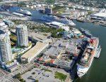 Puerto de Tampa Bay supera por primera vez marca de 1 millón de pasajeros atendidos en un año