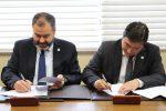 Puerto Coquimbo y U. Católica del Norte firman convenio de cooperación