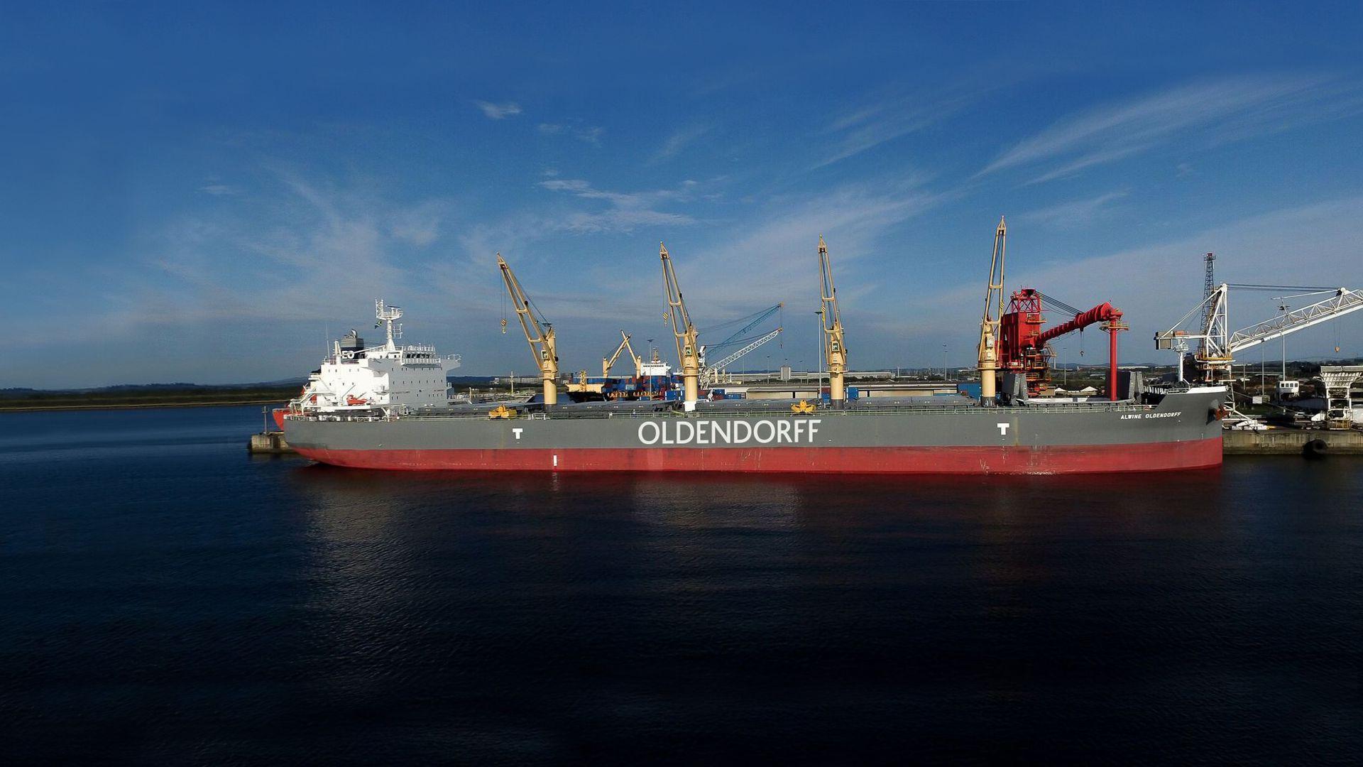 Navieras alemanas aumentan su valor y número total de buques