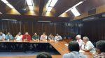 Unión Portuaria se reúne con Ministro del Trabajo para abordar reglamento portuario