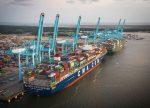 Puerto de Virginia anota récord en transferencia de carga durante agosto