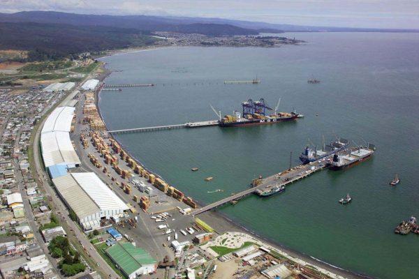 Puerto Coronel, es parte de Neltume Ports.