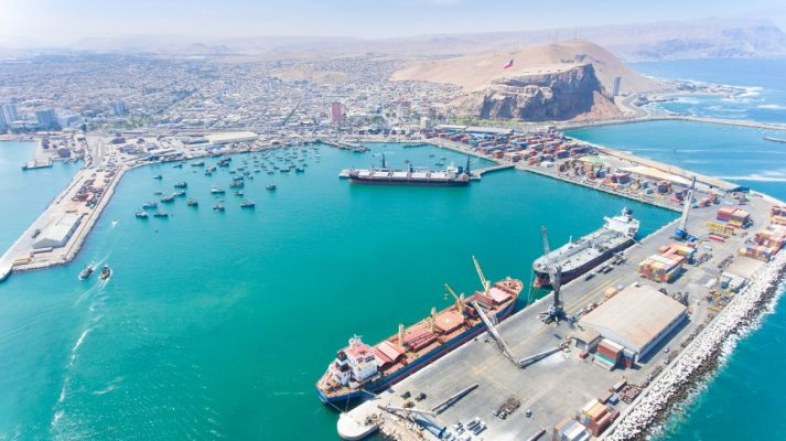 Puerto de Arica factura servicios prestados a ASP-B con aplicación del Manual de Servicios