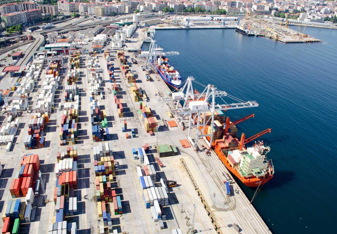 El Puerto de Vigo desarrolla un escáner pionero que detecta material radioactivo en contendores