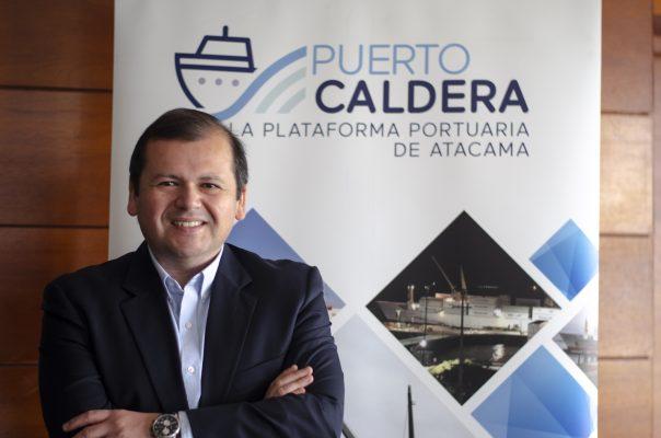"""Christopher Aliste: """"Puertos chilenos y la relevancia de una ubicación estratégica"""""""