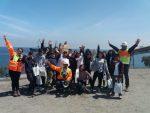 Puerto Mejillones recibe en sus instalaciones a escolares de la comuna