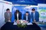 TPA firma convenio de colaboración con Inacap