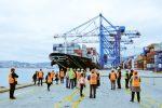 AAPA Valparaíso 2018 comienza con visita técnica al puerto