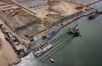 Ecuador: Construcción del Puerto de Posorja presenta un avance de 57%