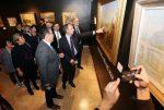 Cerca de 3 mil personas visitan exposición organizada por EPV y Museo Baburizza