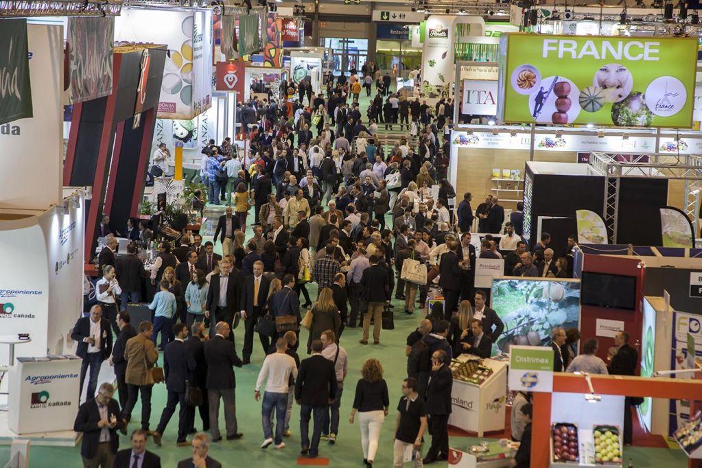 Valenciaport promociona sus atributos para la industria hortofrutícola en feria Fruit Attraction