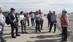 Puerto Angamos recibe visita de empresarios y autoridades del Chaco argentino