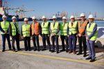 ValenciaPort y Puerto de Tianjin crearán plataforma tecnológica para incrementar sus relaciones comerciales