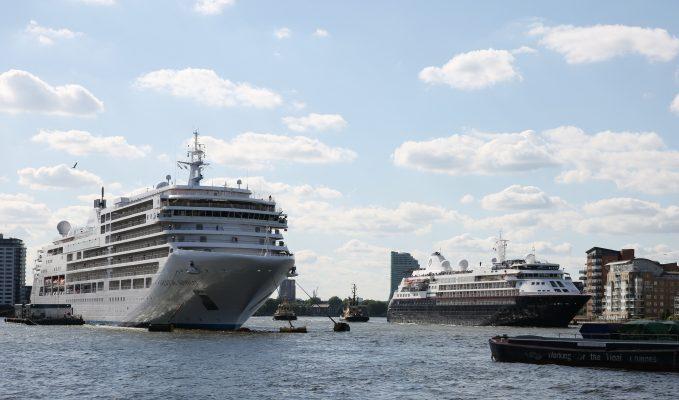 Silversea encarga tres nuevos cruceros para sumar a su flota