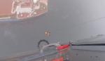 Armada realiza rescate aeromédico de tripulante del buque granelero Isabela Island
