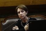 """Ministra Hutt sobre ley de puertos: """"Revisar el sistema portuario reviste la mayor importancia para el país"""""""