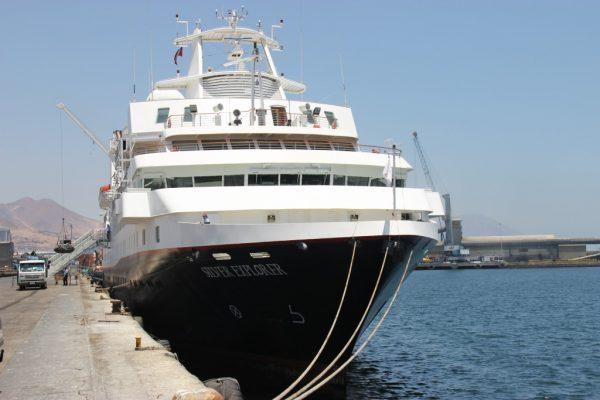 Gerente general de Puerto Antofagasta resalta incremento de actividad de cruceros para la próxima temporada