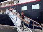 Puerto de Arica destaca inicio de una nueva temporada de cruceros