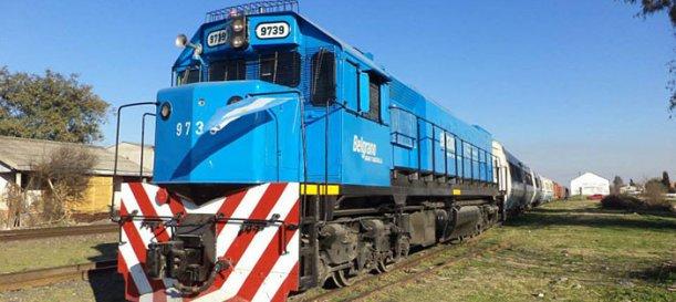 Argentina: Ferrocarril Belgrano Cargas transporta 209.596 toneladas en septiembre