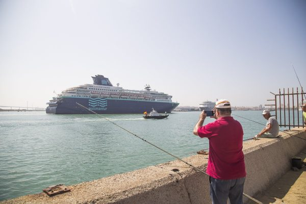España: Puerto de Cádiz recibe alrededor de 300.000 cruceristas hasta septiembre