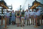 Costa Rica: Puerto Caldera inaugura nuevo patio de contenedores refrigerados