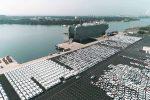 México: 19% sube el movimiento de carga automotriz en Puerto de Lázaro Cárdenas