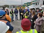 Comunidad Logística de San Antonio realiza campaña dirigida a camioneros