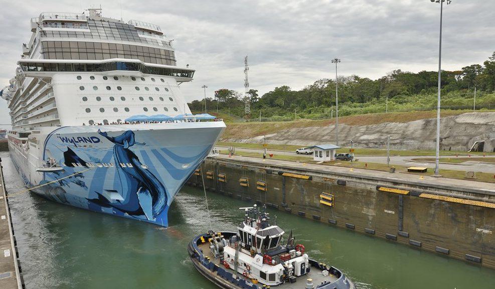234 cruceros utilizarán el Canal de Panamá esta temporada 2018/2019
