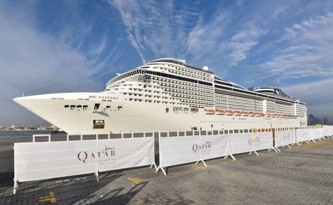 Qatar proyecta recibir visita de 200.000 cruceristas en 2020