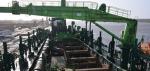 Colombia: Concluye segunda etapa de dragado en canal de acceso a Barranquilla