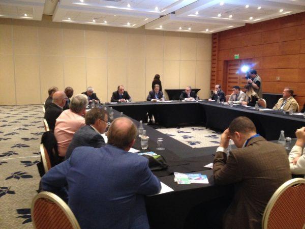Puertos chilenos valoran su participación en Reunión de Comité de Cruceros durante AAPA 2018